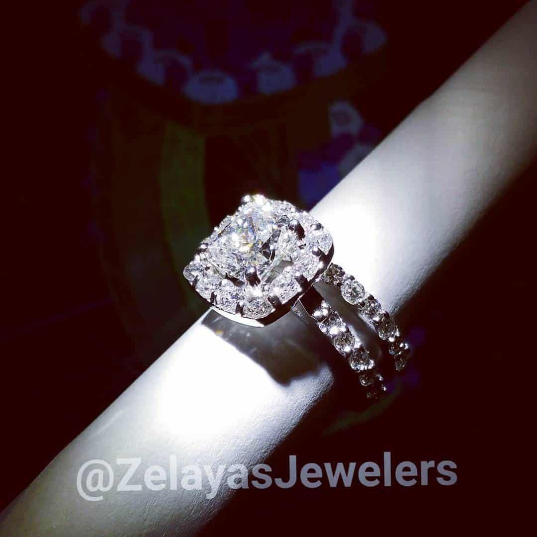 Houston Custom Engagement Ring
